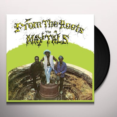 Maytals FROM THE ROOTS Vinyl Record