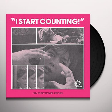 I Start Counting / O.S.T. I START COUNTING / Original Soundtrack Vinyl Record