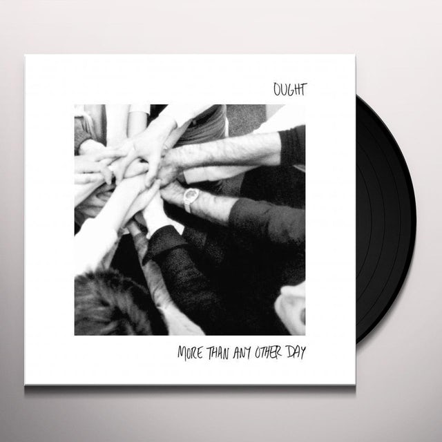 Ought MORE THAN ANY OTHER DAY Vinyl Record