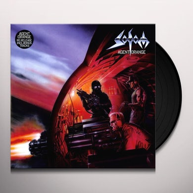 Sodom AGENT ORANGE Vinyl Record
