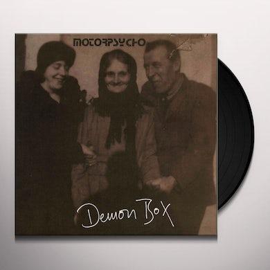 Motorpsycho DEMON BOX Vinyl Record