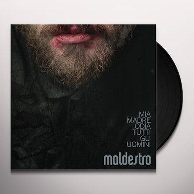MIA MADRE ODIA TUTTI GLI UOMINI Vinyl Record