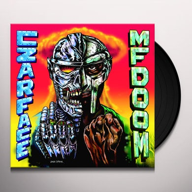 Meets Metal Face Vinyl Record