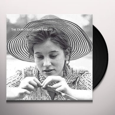 The Durutti Column Fidelity Vinyl Record