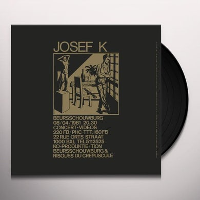 Josef K Scottish affair part 2 Vinyl Record