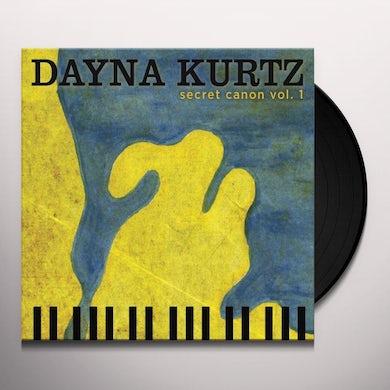 Dayna Kurtz SECRET CANON 1 Vinyl Record