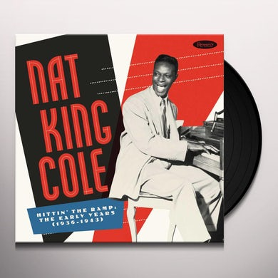 Nat King Cole Hittin' The Ramp: The Early Years 1936-1943 (10 LP Deluxe) Vinyl Record