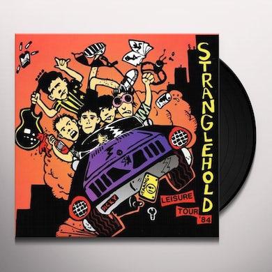 Stranglehold Leisure Tour '84 Vinyl Record