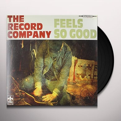 The Record Company FEELS SO GOOD Vinyl Record - 180 Gram Pressing