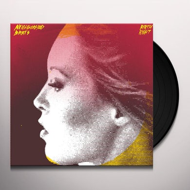 BIRTH RIGHT Vinyl Record