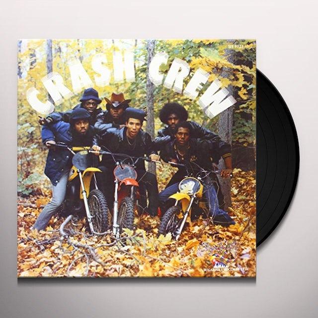 Crash Crew Vinyl Record