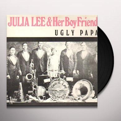 Julia Lee UGLY PAPA Vinyl Record