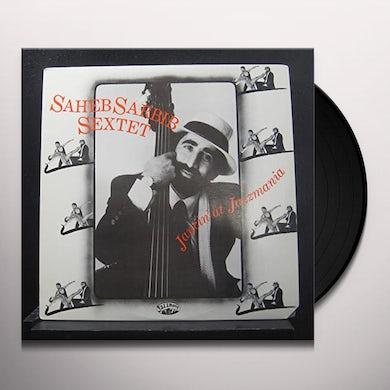 Saheb Sarbib JANCIN AT JAZZMANIA Vinyl Record