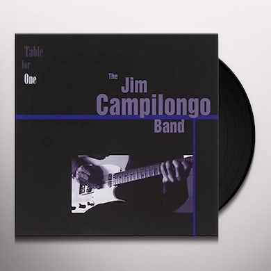 Jim Campilongo TABLE FOR ONE Vinyl Record