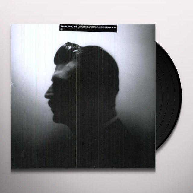Arnaud Rebotini SOMEONE GAVE ME RELIGION Vinyl Record