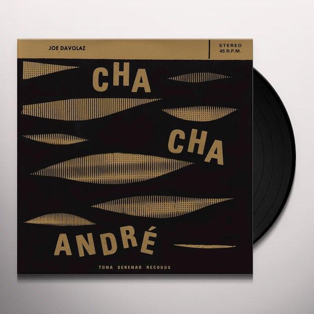 Joe Davolaz CHA CHA ANDRE Vinyl Record