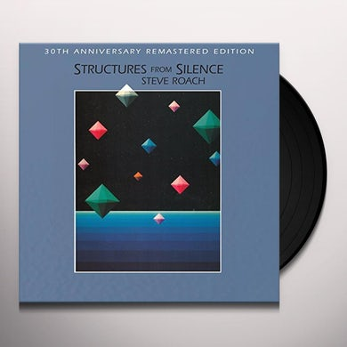 Steve Roach / Dirk Serries  Structures from Silence Vinyl Record