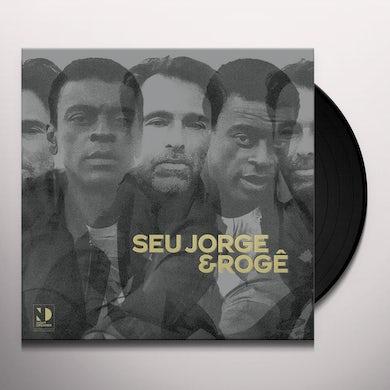 SEU JORGE & ROGE NIGHT DREAMER DIRECT?-?TO?-?DISC Vinyl Record
