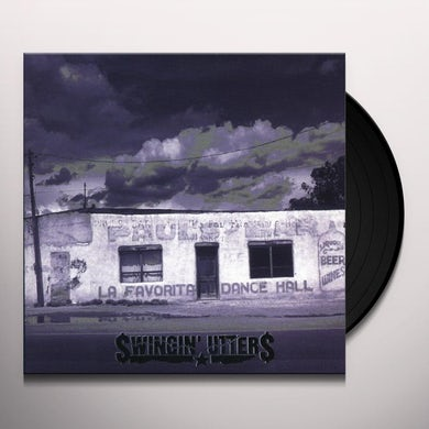 Swingin' Utters Vinyl Record