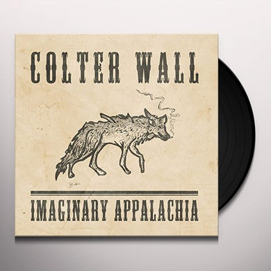 Colter Wall IMAGINARY APPALACHIA Vinyl Record