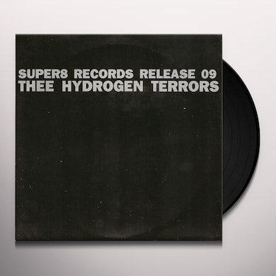 Thee Hydrogen Terrors SLOW CLASS Vinyl Record