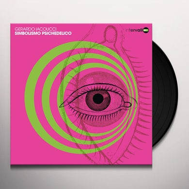 Gerardo Iacoucci SIMBOLISMO PSICHEDELICO Vinyl Record