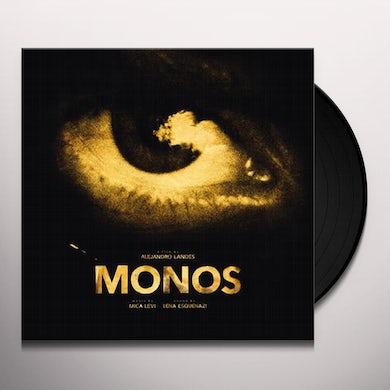 Mica Levi MONOS - ORIGINAL MOTION PICTURE SOUNDTRACK Vinyl Record