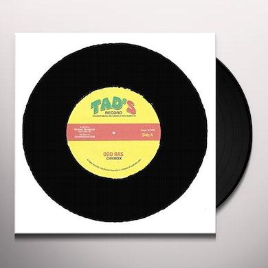 Chronixx / Iba Mahr ODD RAS / SOUND THE ALARM Vinyl Record
