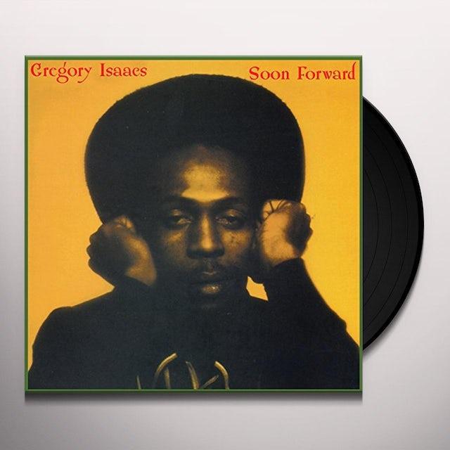 Gregory Isaacs SOON FORWARD Vinyl Record - Canada Release