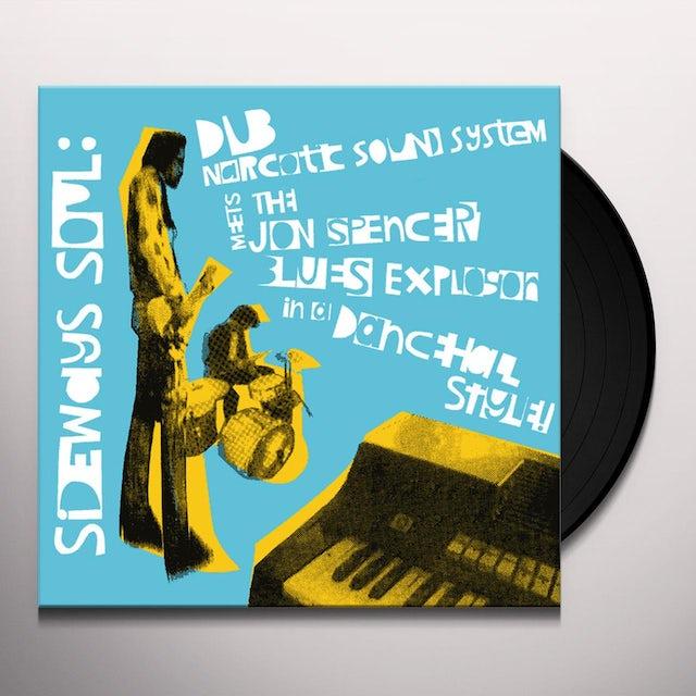 Dub Narcotic Sound System SIDEWAYS SOUL Vinyl Record