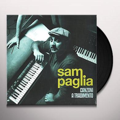 Sam Paglia CANZONI A TRADIMENTO Vinyl Record