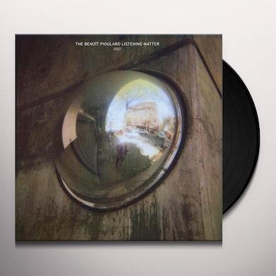 LISTENING MATTER Vinyl Record