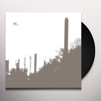 Jesu CONQUEROR Vinyl Record