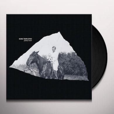 Mark Templeton JEALOUS HEART Vinyl Record