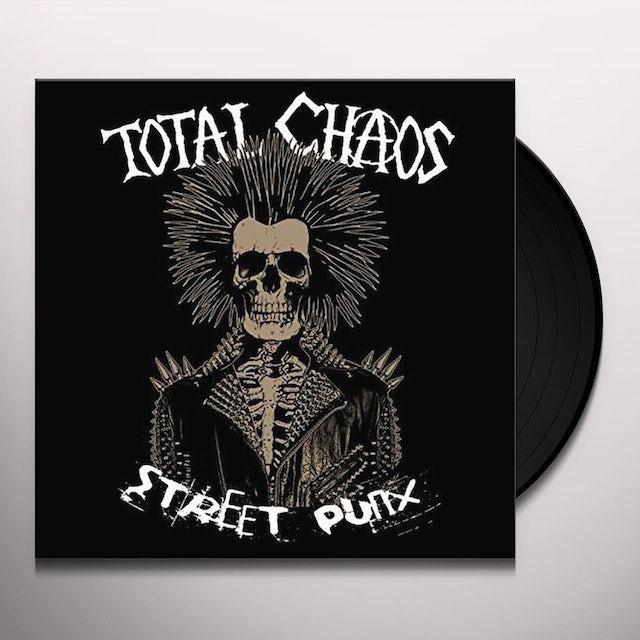 Total Chaos STREET PUNX Vinyl Record