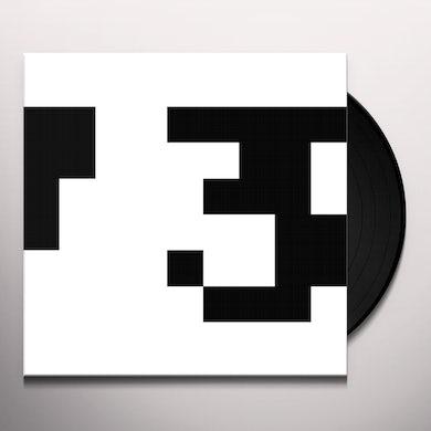 THREE / THREE Vinyl Record