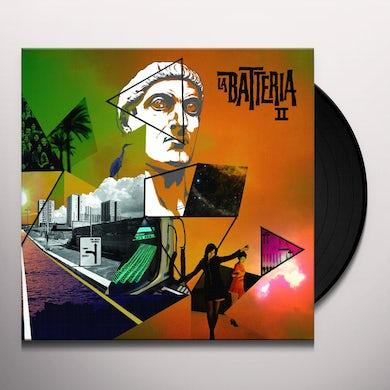 Batteria II Vinyl Record