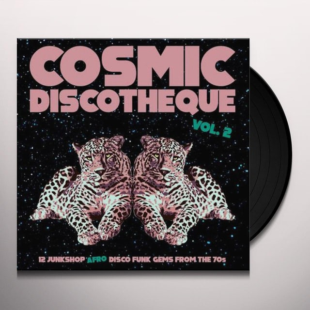 Cosmic Discotheque 2 / Various