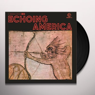 Stefano Torossi / Giovanni Tommaso ECHOING AMERICA Vinyl Record