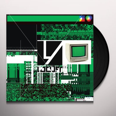 Locust GREEN Vinyl Record