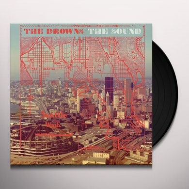 The Drowns SOUND Vinyl Record