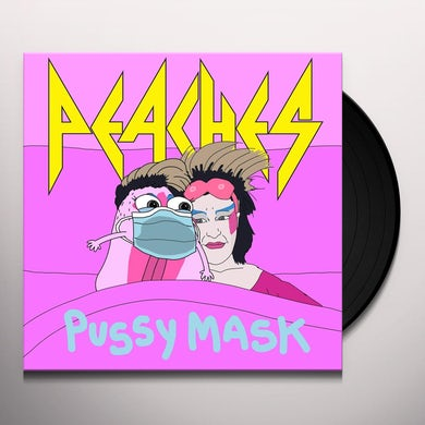 Pussy Mask (7 Inch) Vinyl Record