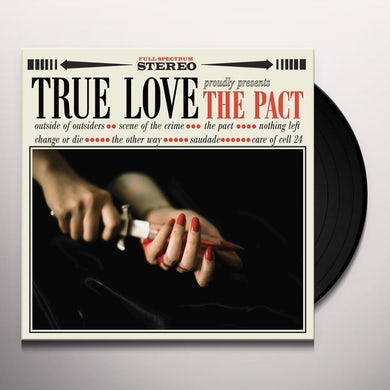 True Love PACT Vinyl Record