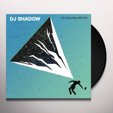 Dj Shadow MOUNTAIN WILL FALL Vinyl Record