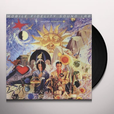 Tears For Fears SEEDS OF LOVE Vinyl Record - Limited Edition