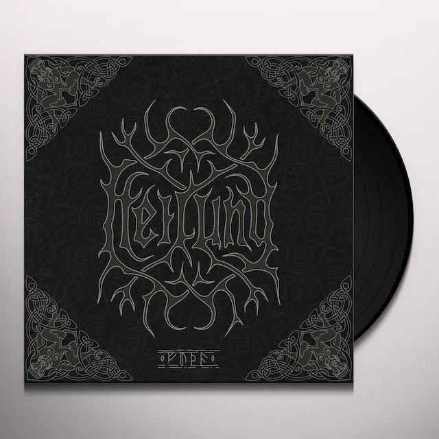 Heilung FUTHA Vinyl Record