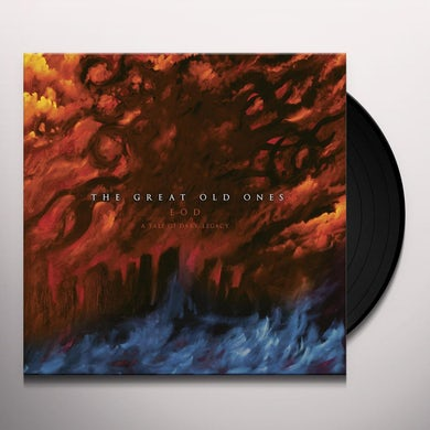 Great Old Ones EOD: TALE OF DARK LEGACY Vinyl Record