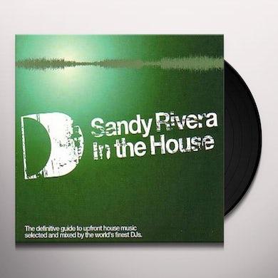 Sandy Rivera IN THE HOUSE Vinyl Record