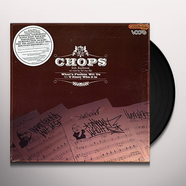 Chops / Raekwon