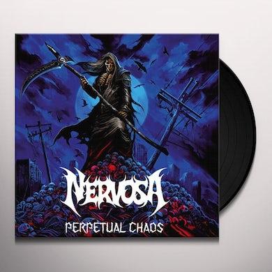 Nervosa PERPETUAL CHAOS Vinyl Record